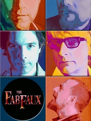 The Fab Faux, Fox Theatre, Ledyard
