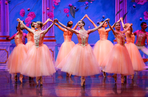 Don't miss Moscow Ballet's Great Russian Nutcracker one night only!