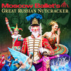 Moscow Ballets Great Russian Nutcracker, Burton Cummings Theatre, Winnipeg