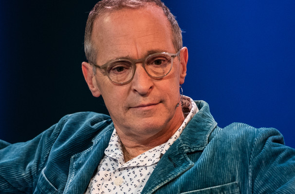 David Sedaris, Hanover Theatre for the Performing Arts, Worcester