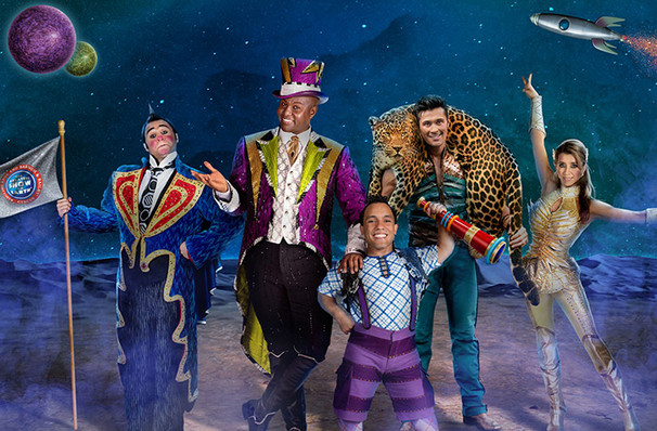 Ringling Bros And Barnum Bailey Circus Giant Center Hershey Pa Tickets Information