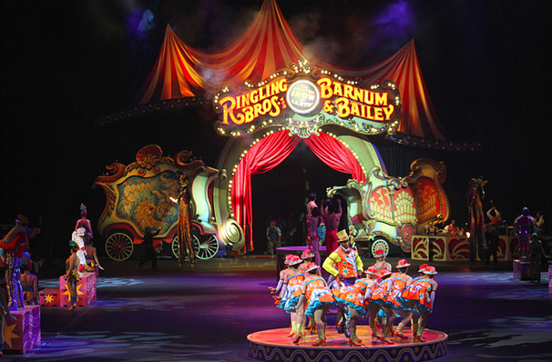 Ringling Bros And Barnum Bailey Circus, Royal Farms Arena, Baltimore