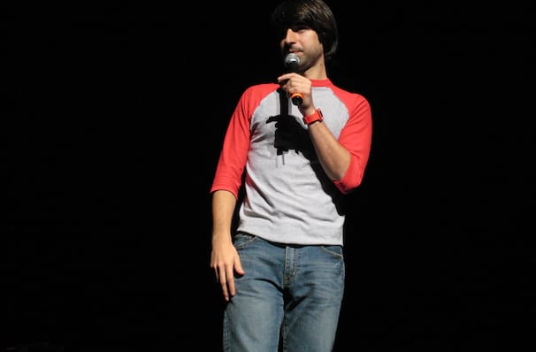 Demetri Martin, College Street Music Hall, New Haven
