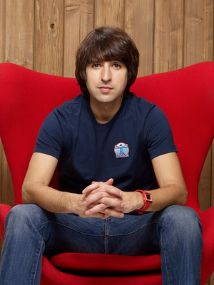 Demetri Martin at Bergen Performing Arts Center