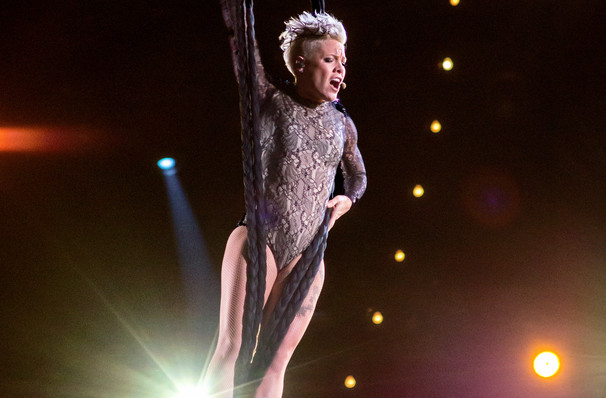 Pink, Xcel Energy Center, Saint Paul