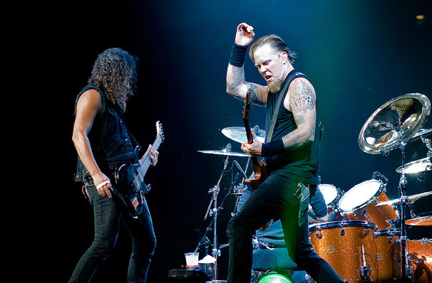 Metallica, Times Union Center, Albany