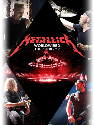 Metallica, INTRUST Bank Arena, Wichita