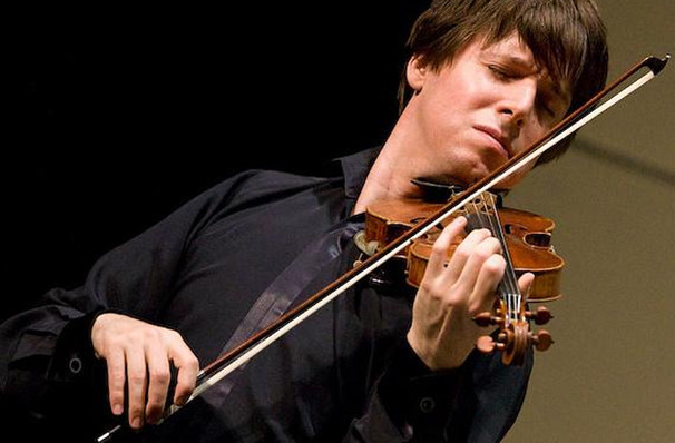 Joshua Bell, Walt Disney Concert Hall, Los Angeles