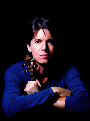 Joshua Bell at Bergen Performing Arts Center