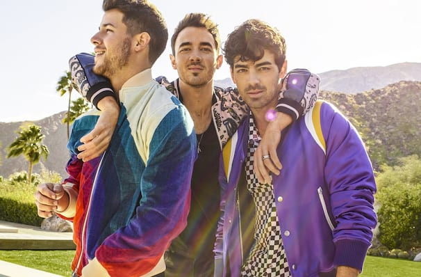 Jonas Brothers, Boardwalk Hall Arena, Atlantic City