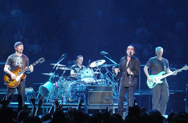 1 - U2 At Madison Square Garden