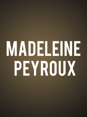 Madeleine Peyroux at Infinity Music Hall & Bistro