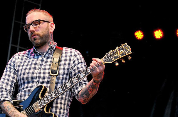 City And Colour, Hal Mals, Jackson