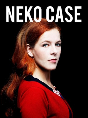 Neko Case, Orpheum Theater, Tampa