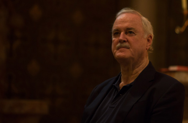 John Cleese, Mccallum Theatre, Palm Desert