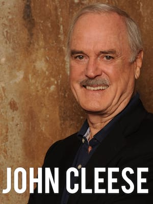 John Cleese, Ruth Finley Person Theater, San Francisco