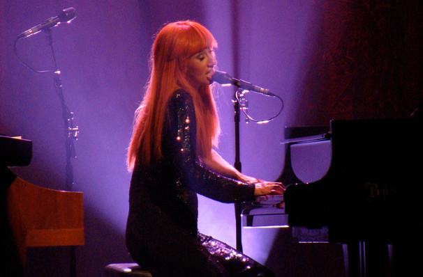 Tori Amos, Paramount Theater, Denver