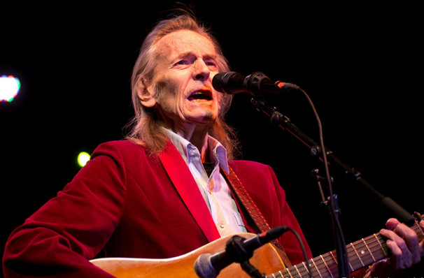 Gordon Lightfoot, Martin Wolsdon Theatre at the Fox, Spokane