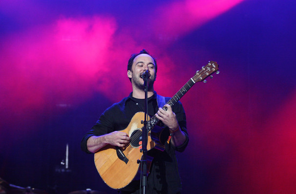 Dave Matthews Band, Times Union Center, Albany