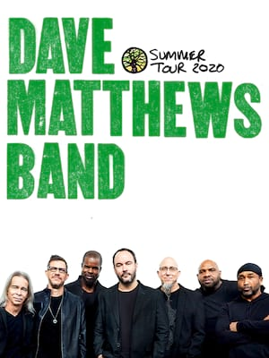Dave Matthews Band at DTE Energy Music Center
