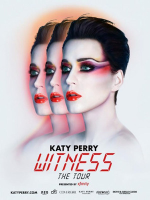 Katy Perry at Little Caesars Arena