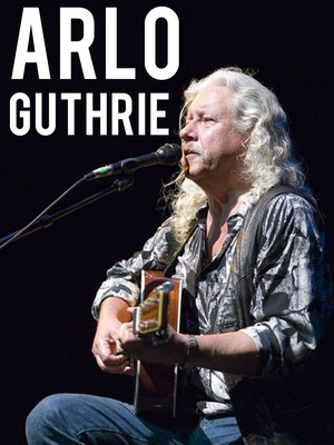 Arlo Guthrie at Emerson Center For The Arts & Culture