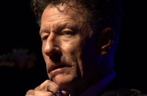 Lyle Lovett, Fox Theatre, Fresno