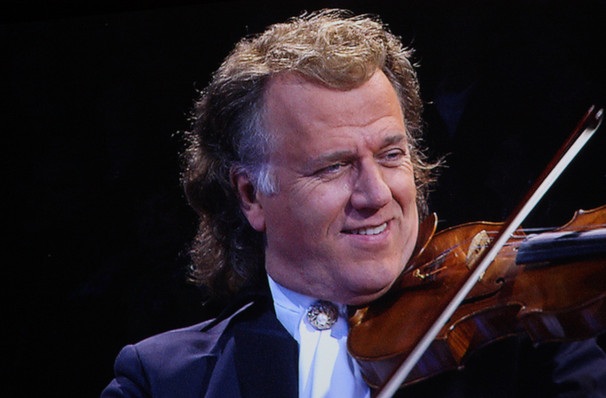Andre Rieu, First Niagara Center, Buffalo