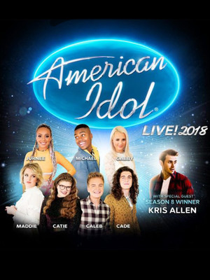 American Idol Live, Paramount Theater, Denver