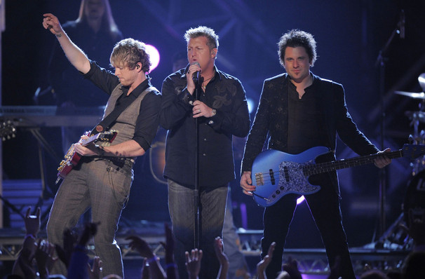 Rascal Flatts, Red Rocks Amphitheatre, Denver