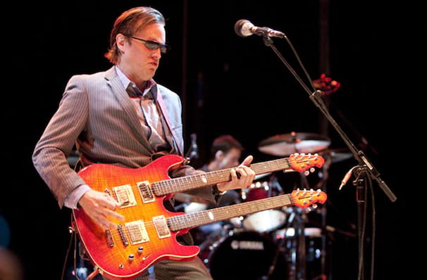 Joe Bonamassa's one night visit to Birmingham