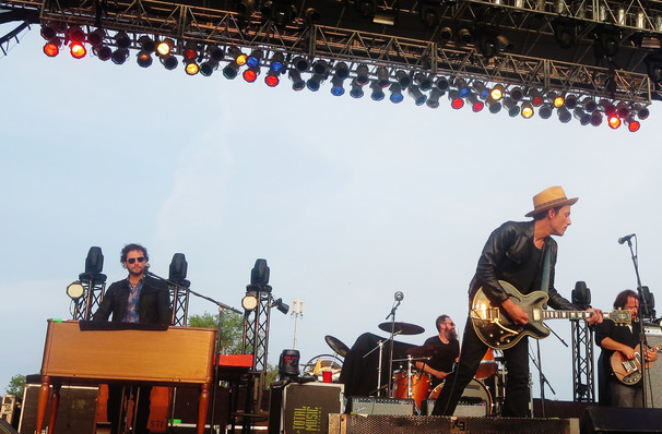 The Wallflowers, Boarding House Park, Lowell