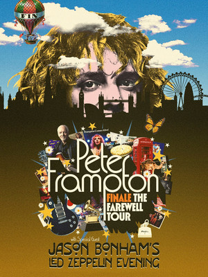 Peter Frampton at Paramount Theatre