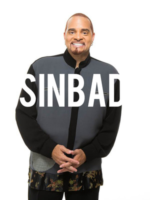 Sinbad at Hackensack Meridian Health Theatre