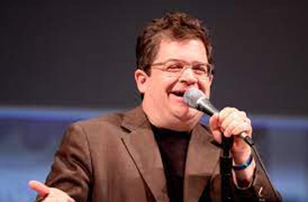 Patton Oswalt, Peace Concert Hall, Greenville