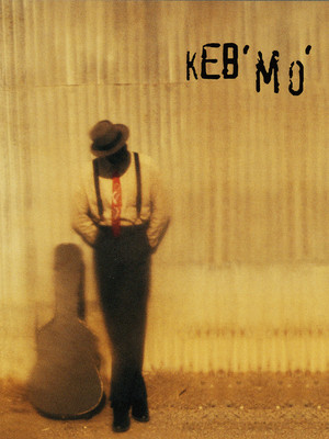 Keb Mo at Peace Concert Hall