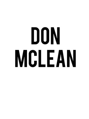 Don McLean at The Joint