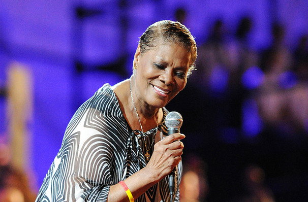 Dionne Warwick, Miller High Life Theatre, Milwaukee