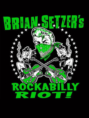 Brian Setzer Orchestra at Charleston Music Hall