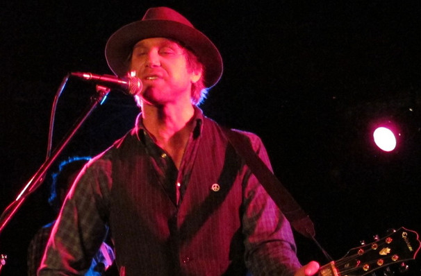 Todd Snider's one night visit to Knoxville