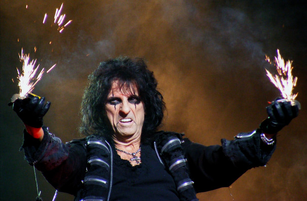 Alice Cooper, McCaw Hall, Seattle