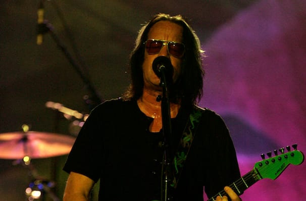 Todd Rundgren, Danforth Music Hall, Toronto