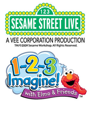 Sesame Street Live: 123 Imagine Poster