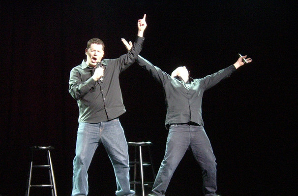 Colin Mochrie Brad Sherwood, CNU Ferguson Center for the Arts, Newport News