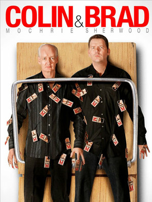 Colin Mochrie & Brad Sherwood at Lowell Memorial Auditorium