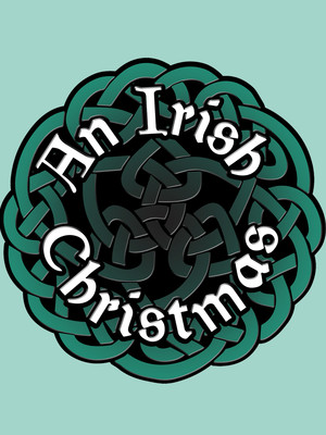 An Irish Christmas Poster