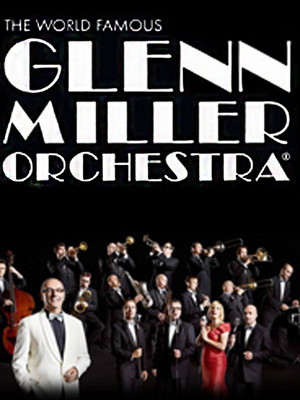 Glenn Miller Orchestra at Niswonger Performing Arts Center - Greeneville