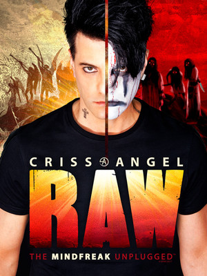 Criss Angel at Emens Auditorium