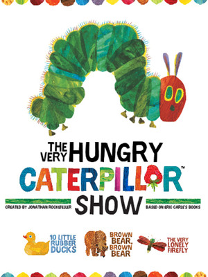 The Very Hungry Caterpillar at Bergen Performing Arts Center