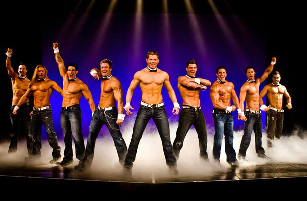 Chippendales, The Queen, Wilmington